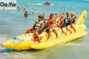 Commercial Inflatable Fishing Boat for Water Game (CYBT-1511) pictures & photos