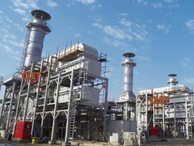 Ventilation System for Gas Turbine Generator