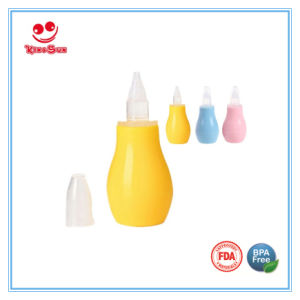 Infant Nose Cleaner Safety Silicone Nasal Aspirator for Babies pictures & photos