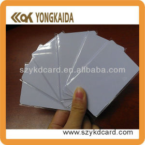 Tk4100 Chip Blank RFID Smart Card