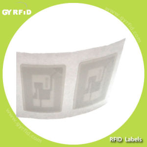 Lap Ntag213 Nfc RFID PVC Sticker for Nfc Payment (GYRFID) pictures & photos