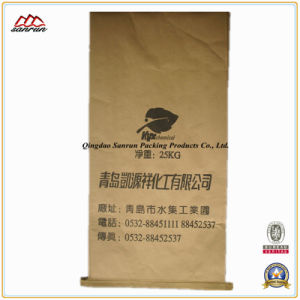 Paper-Plastic Compound PP Woven Bag with Chemical pictures & photos