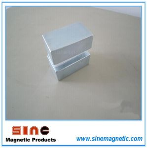 Big Block Neo Magnet (NdFeB Magnet) N40 / N45 / N48 pictures & photos