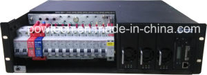 6400W Switch Power Supply / Rectifier System with 4u High pictures & photos