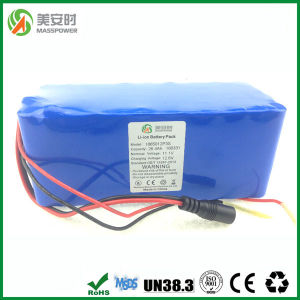 11.1V 26.4ah Protection Li-ion Battery pictures & photos