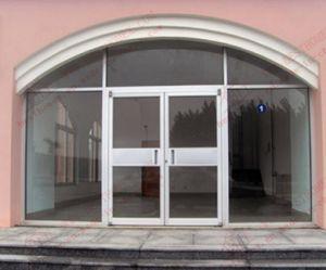 Arch Soundproof Aluminum Casement Door (BHA-DKA01) pictures & photos
