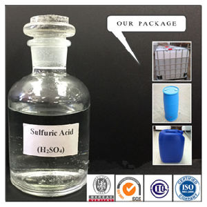 Chemical Formulas Sulfuric Acid 98% 95% 93% pictures & photos