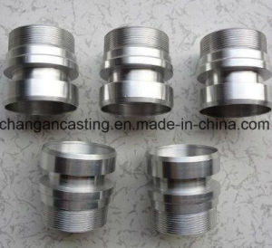 Professional CNC Machined Stainless Steel Ss304 Lathe Parts pictures & photos