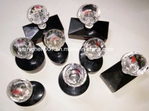 Hy Series Crystal Handle Flash Stamp with 4mm Flash Rubber pictures & photos