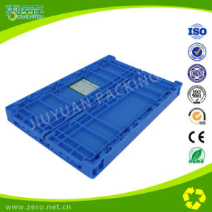 Environmental Protection Foldable Plastic Crates pictures & photos