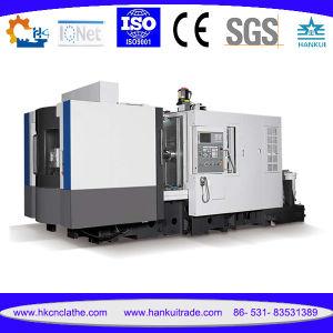 H63/2 Fanuc Controller Single Pallet CNC Milling Center pictures & photos