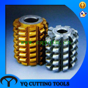 HSS Roller Chain Sprocket Hob with Tialn Coating (RS35~RS160) pictures & photos