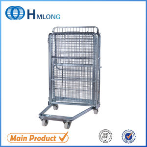 Foldable Galvanized Transportation Roll Cage pictures & photos