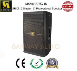 Srx715 Single 15′′ Passive / Active Professional Speaker pictures & photos