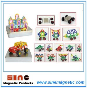 Magnet Bar&Ball Construction Splices Blocks 436PCS pictures & photos