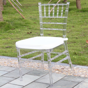 Acrylic Clear Resin Chiavari Chair pictures & photos