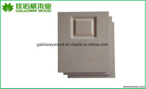 Plain MDF Competitive Price for Closet and Doors pictures & photos