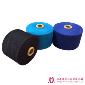 Recycled Color Polyester Yarn (10-21s)