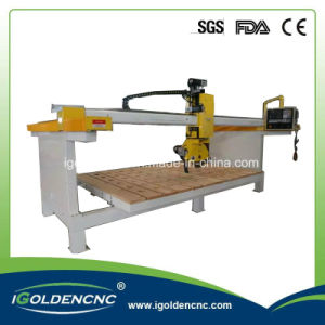 Automatic Granite Marble Stone Cutting Machine for Kitchen Worktop pictures & photos