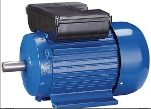 Yl 0.75kw/1HP Single Phase Small Rotating Electric Motor pictures & photos
