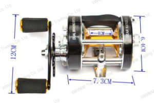 High Grade 5+1 Bears Metal Bait Cast Fishing Reel (MC500) pictures & photos