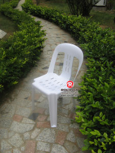 Armless Plastic Chair with Competitve Price in Different Colors pictures & photos