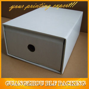 Plain Shoe Box/White Shoe Box pictures & photos