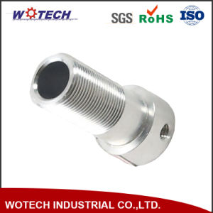 Experienced Aluminum CNC Machining Bolt with Thread