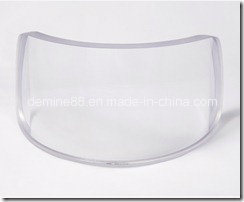 Polycarbonate Bullet-Proof Mask Panel pictures & photos