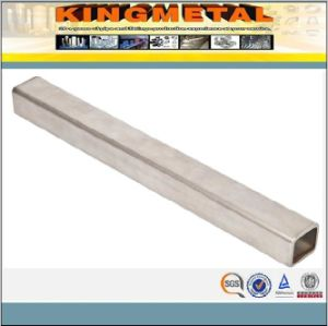Astma554 201/304 Welded Stainless Steel Square Decoration Tube pictures & photos