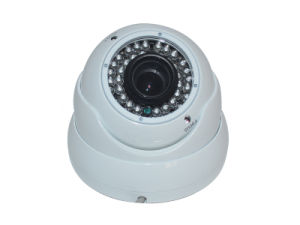 Metal Sony CCD IR 30 CCTV Dome Camera