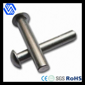 316 Stainless Steel Round Head Solid Rivet pictures & photos