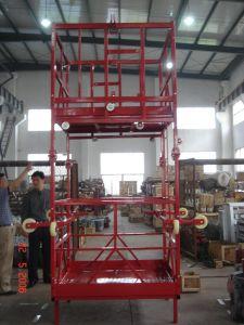 Elevator Installing Equipment (suspended platform) pictures & photos