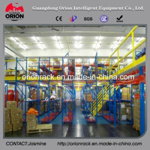 Steel Structure Plaform for Warehouse Racking System pictures & photos