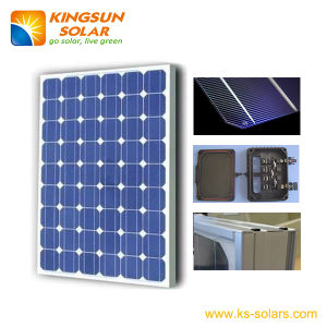200W Mono-Crystalline Solar Power Cells pictures & photos