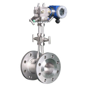 Lgu-Jh Clamp Type Annular Orifice Plate-Differential Pressure Flow Meter pictures & photos