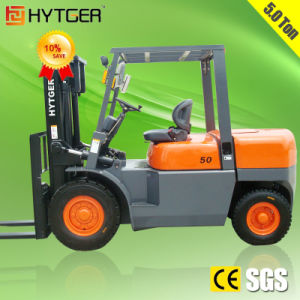 4-5ton Diesel Forklift pictures & photos