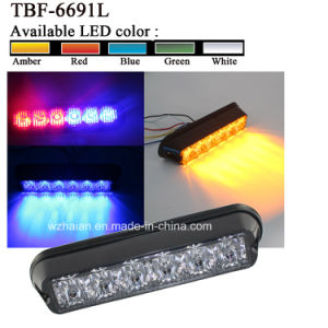 Visor LED Warning Light for Ambulance Suface (TBF-6691L-C) pictures & photos