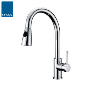 Solid Brass Stylish Pull out Kitchen Faucet