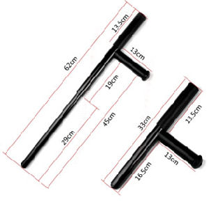 T Type Expandable Baton Steel Baton pictures & photos