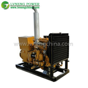 Portable 30kw Biogas Generator for Sewage Treatment Plant pictures & photos
