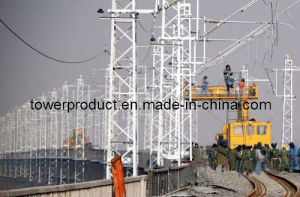 Steel Supports for Railway/Steel Framework (MGS-SSR07) pictures & photos