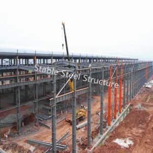 Modular Steel Structure Building for Romania pictures & photos