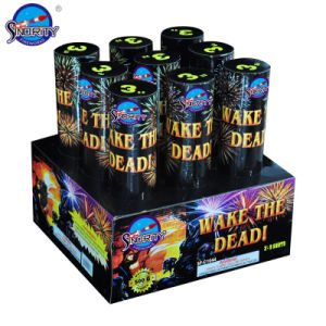 "3"" Inch 9 Shots Big Pyrotechnic Cake Fireworks pictures & photos"