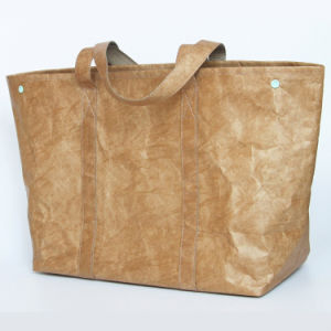 1082D 105g Tyvek Bag for Lady pictures & photos