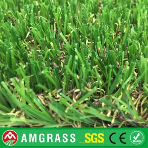 Synthetic Grass for Landscaping (AMU424B-25D) pictures & photos
