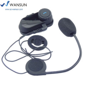Wansun 10A07A OEM Bluetooth Motorcycle Helmet Bluetooth Intercom