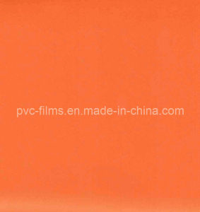 Solid Color PVC Film Sheet pictures & photos