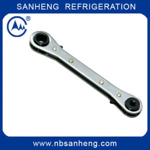 Refrigeration Hand Flaring Tool Ratchet Wrench (CT-123) pictures & photos