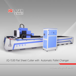 Fiber Laser Cutting Machine Ss CS Metal Sheet Cutting pictures & photos